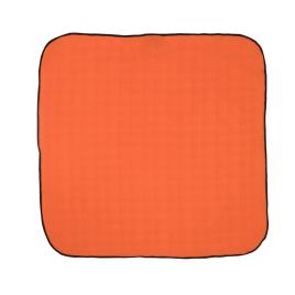 Orange 45x45 cm Knot Wrap