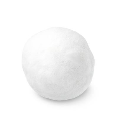 Snowball Badebombe