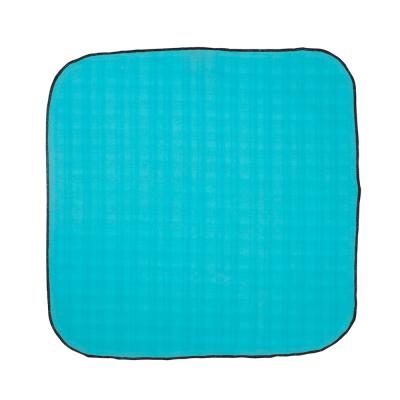 Blue 45x45 cm Knot Wrap