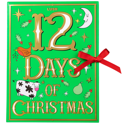 12 Days of Christmas Geschenk