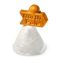 The North Pole (110g) Schaumbad