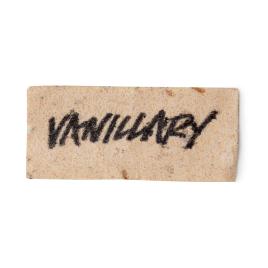 Vanillary Waschkarte