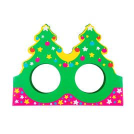 Christmas Tree Mask  Badebomben-Halter