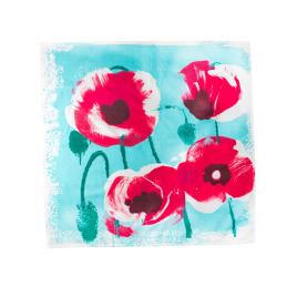 Poppy 70x70 cm Knot Wrap