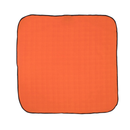 Orange 45x45 cm Knot Wrap