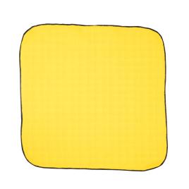 Yellow 45x45 cm Knot Wrap