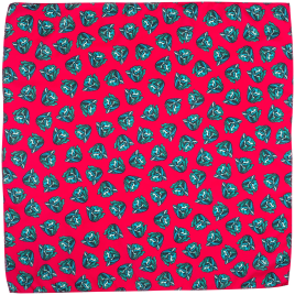 Brussel Sprouts 70x70 cm Knot Wrap