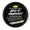 Mask of Magnaminty - selbstkonservierend Gesichts- und Rückenmaske