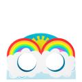 Sunshine and Rainbows Badebomben-Halter