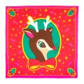 It's Christmas Deer 70x70 cm Knot Wrap