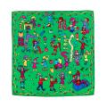 Elves Workshop 50cm x 50cm Knot Wrap