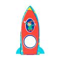 Santa's Spaceship Badebomben-Halter