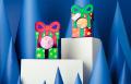 Christmas Present Badebomben-Halter