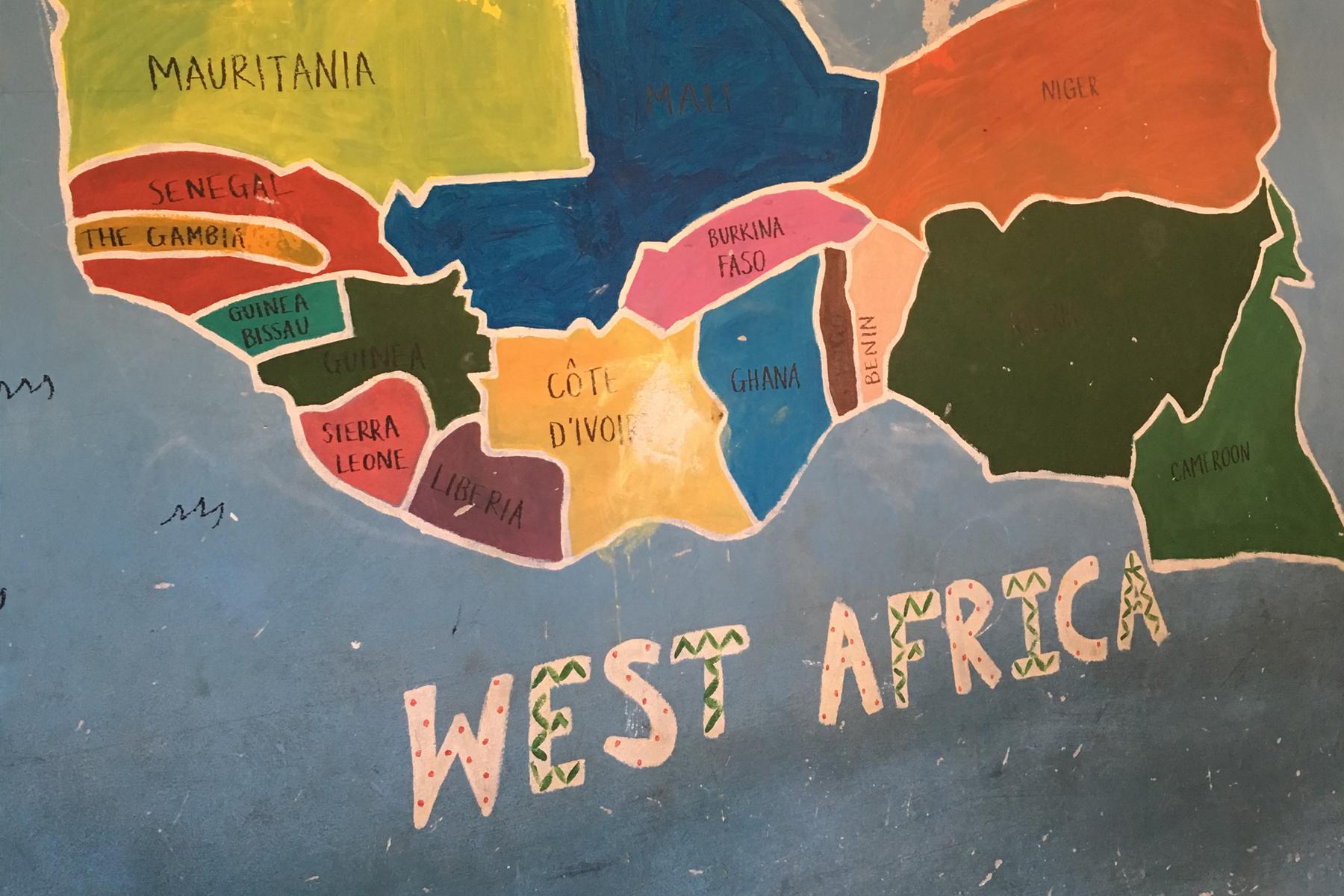 Willkommen in Gambia!